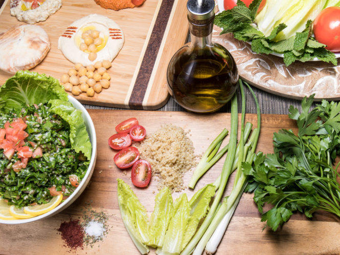 Our Favorite Lebanese Salads