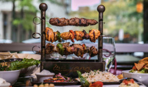 Mixed Grill (Lebanese Food)